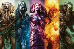 magic characters